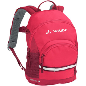 VAUDE Minnie 5 Rucksack Kinder bright pink
